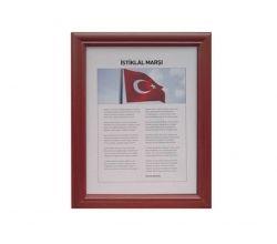 İSTİKLAL MARŞI(30X50)