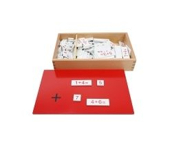 TOPLAMA KUTUSU - ADDITION EQUATIONS AND SUMS BOX