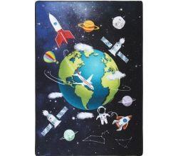 OUTER SPACE 133x190 LACİVERT BUKLE